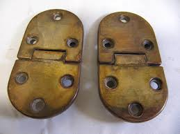 Drop Leaf Table Hinges Pair Vintage Brass Drop Leaf Table Hinges What U0027s It Worth