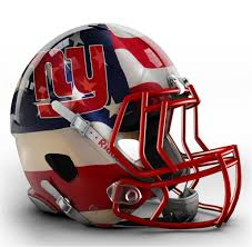 New York Giants Flag Dolphins Helmet Concept The Phinsider