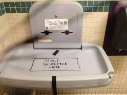 Changing Table Baby by Umm I Think I U0027ll Change The Baby U0027s Diaper Once We Get Home Funny