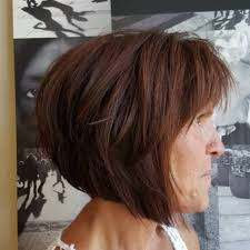 layered bob hairstyles for women over 50 30 bob hairstyles for women over 50 be hot and happening
