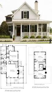 small farm house plans a wrap around porch makes the house look bigger pinteres