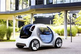 smart vision eq fortwo il car sharing del futuro