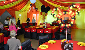 mickey mouse birthday party how to choose the best party theme to make your event spectacular