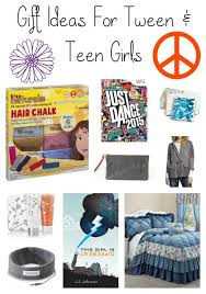 gift guide for tween and gift ideas or