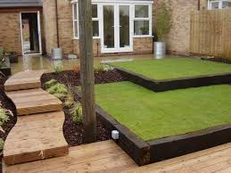 Elevated Front Yard Landscaping - best 25 leveling yard ideas on pinterest garden levels wooded