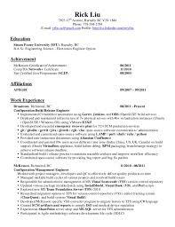 resume 2015 sw