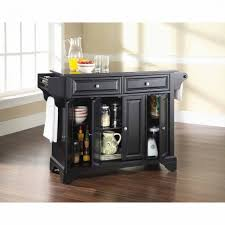 kitchen granite island countertop marble top kitchen cart - Kitchen Island Cart Granite Top