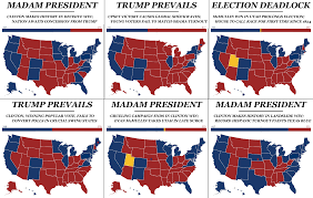Nytimes Election Map by Who Will Win Roll The Election Dice And See U2013 Milo Beckman U2013 Medium