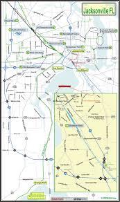Jacksonville Florida Map by Jacksonville Fl Railfan Guide Homepage