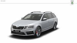 skoda octavia estate 2 0 tdi cr 184ps vrs