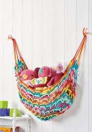 toy hammock crochet pattern