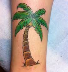 palm tree exquisite piercing and tattoo tattoo pinterest