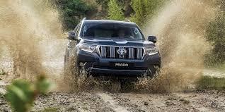 2018 toyota landcruiser prado revealed here in november without