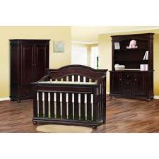 Cherry Convertible Crib Simmons Saratoga 4 In 1 Convertible Crib Labrosse Cherry