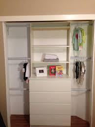 Ikea Closet Designer Best 25 Dresser In Closet Ideas On Pinterest Closet Dresser