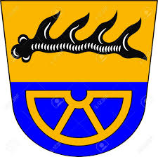 Baden Wurttemberg Flag Coat Of Arms Of Tuttlingen Is A District In The South Of Baden