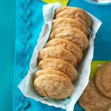 Ginger Doodles Recipe Taste Of Home