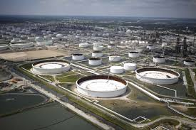crude inventories dip before thanksgiving houston chronicle