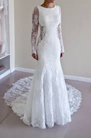 Custom Made Wedding Dresses Lace Wedding Dress Custom Made Wedding Dress Trumpet Silhouette
