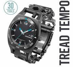 bracelet multi tool images Leatherman tread lt multitool bracelet survival tool review jpg