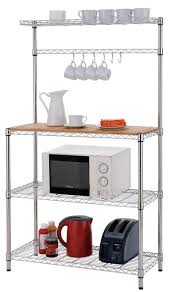 Kitchen Bakers Rack Cabinets by Best 10 Bakers Rack Kitchen Ideas On Pinterest Bakers Rack Tea