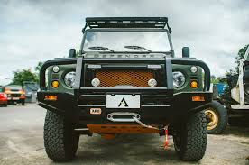 defender land rover 2017 arkonik reveals its new project the land rover defender force d110
