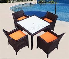 Newport Patio Furniture by Patio Furniture U0026 Newport 5 Pc Square Dining Set