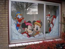 Thanksgiving Window Paintings The 346 Best Images About Navidad On Pinterest