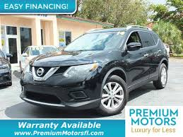 2014 used nissan rogue at premium motors serving lauderdale lakes