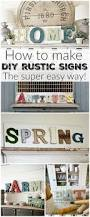 best 25 metal letters for wall ideas on pinterest kitchen sign diy rustic metal letter signs