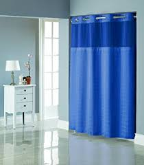 Hotel Shower Curtains Hookless Amazon Com Hookless Rbh27my919 Square Tile Jacquard Shower