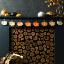 halloween garland by rosie and the boys notonthehighstreet com