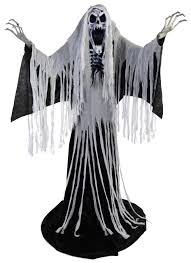 halloween towering wailing soul animated prop mad about horror