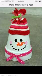 pin by lora d on winter crafts pinterest craft snowman and clay