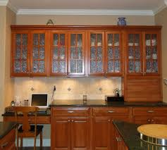 glass designs for kitchen cabinet doors f brown wooden frame glass