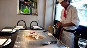 restaurant japonais devant vous à 7 7