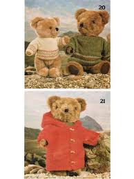paddington clothes paddington style duffle coat jumper teddy clothes 417