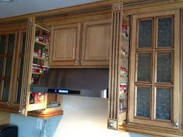 Pullouts For Kitchen Cabinets 3 Inch Pullout Kitchen Spice Rack Cabinet Kitchen Cabinets