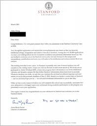brilliant ideas of stanford university cover letter sample for