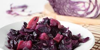 braised red cabbage recipe epicurious com