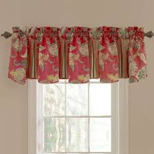 Dining Room Window Valances Decorating Cute Interior Windows Decor Ideas With Waverly Window
