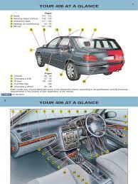 peugeot 406 owners manual 2003 manual transmission seat belt