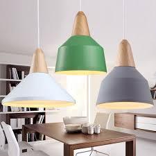 Retro Pendant Light Shades Modern Designer Scandinavian Style Retro Ceiling Pendant L