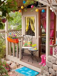 Backyard Play Houses by 20 Cheerful Outdoor Kids Playhouses Playhouse Kids Pinterest