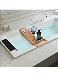 laptop bathtub shop amazon com bathtub trays