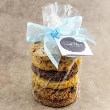 gift cookies gift bag of 6 signature gourmet cookies sweet flour bake shop