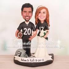 football wedding cake toppers oakland raiders football wedding cake toppers
