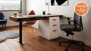 Modern Contemporary Home Office Desk Working Bdi