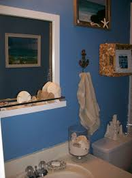 Beach Bathroom Decor by Bathroom Beach Bathroom Decor With Wall Cabinet Completed With