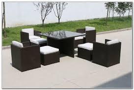 modern outdoor wicker furniture set patios home furniture